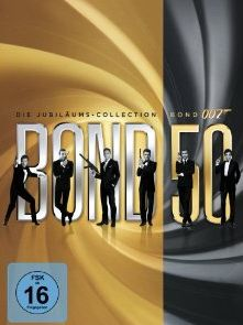 DVD: Bond 50: Die Jubiläums-Collection